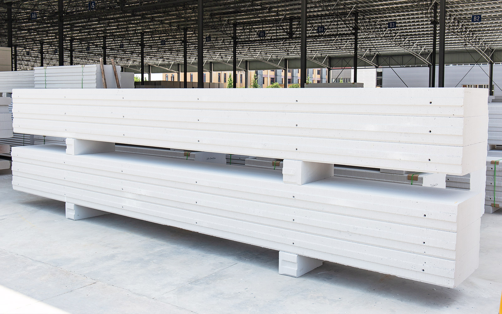 蒸压加气混凝土板适用于什么?