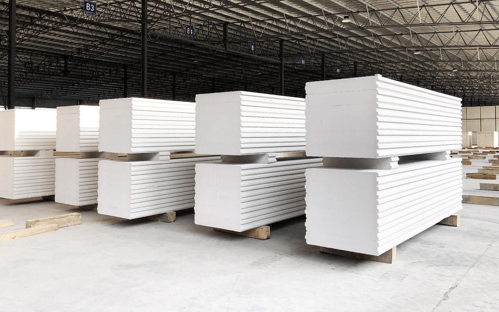 蒸压加气混凝土板有哪些优势